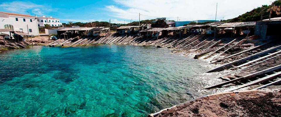 Hostal Formentera, un oasis en el paraíso de esta isla.