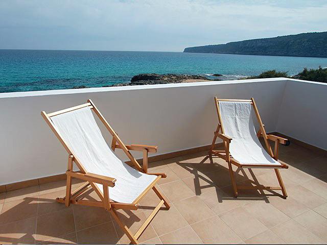 Hostal en formentera hostal mar blau for Alojamiento formentera